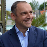 Foto del Presidente Luca Menesini