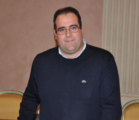 Il consigliere delegato Andrea Carrari