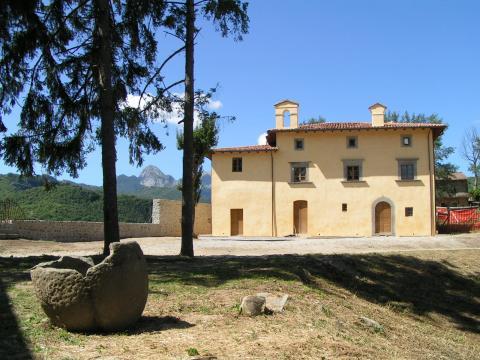 Uno scorcio della Fortezza di Castelnuovo Garfagnana