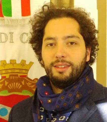 Iacopo Menchetti (capogruppo maggioranza)