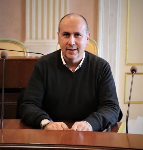 Il consigliere Maurizio Verona