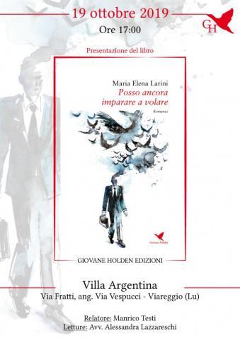 Invito ala presentazione del libro 19 ottobre