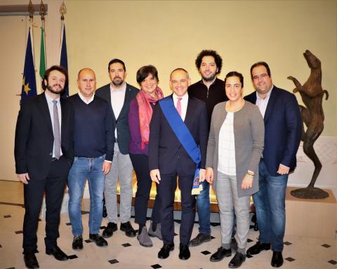 Menesini bis: il presidente con i 7 consiglieri di maggioranza