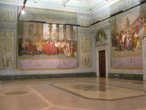 Sala monumentale di Palazzo Ducale
