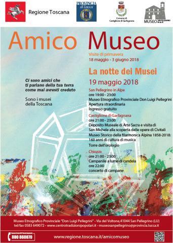 Locandina Amico Museo