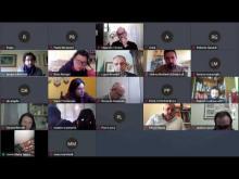 1B/9 - Comunicazione di cordoglio  del Consigliere Menchetti riguardo alla scomparsa della Dott.ssa Elda Bresciani