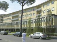 l'ex ospedale Campo di Marte di Lucca