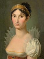 Un ritratto di Elisa Bonaparte