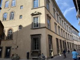 altra immagine della facciata