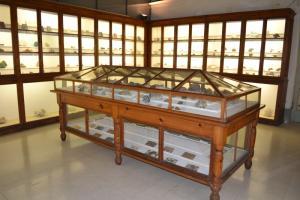 Sala A - Mineralogia e Petrografia