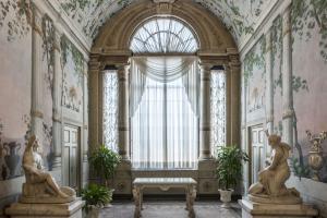 Palazzo Ducale - Il tempietto di Bacco presso Galleria delle Statue