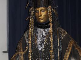 Turandot - particolare dell'abito